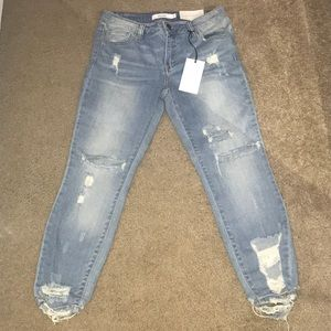 Denim - BRAND NEW ripped jeans